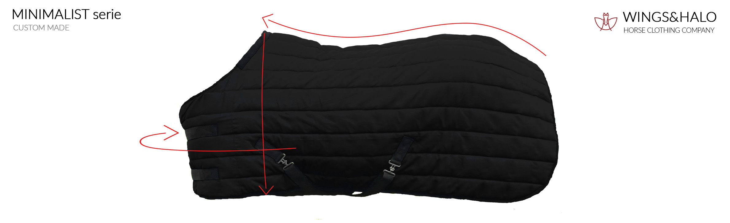winter rug minimalist wingsandhalo