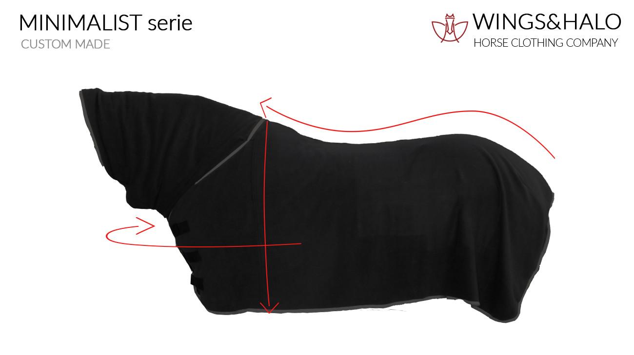 measurement-custom cooler neck-wingsandhalo